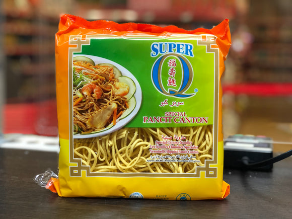 Super Q 福寿面 Special Chinese Noodles 227g