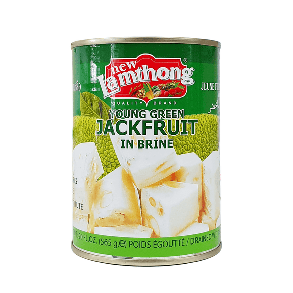 New Lamthong 盐水菠萝蜜 New Lamthong Jackfruit in Brine 565g