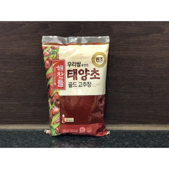 CJ 韩国辣椒酱 CJ Hot Pepper Paste 500g