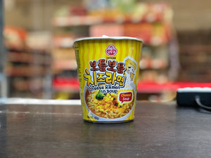Ottogi 芝士碗拉面 Ottogi Cheese Ramen in Soup (Cup) 62g