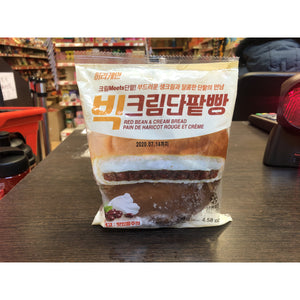 韓國忌廉紅豆包 Korean Red Bean and Cream Bread 130g