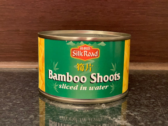 丝绸路 笋片 SK Bamboo Shoots Sliced in Water 227g