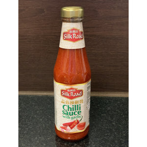 丝绸路 蒜蓉甜辣椒酱 SK Sweet Chili Sauce with Garlic 295ml