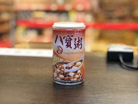泰山 莲子八宝粥 Tai Sun Lotus Mixed Congee 330g
