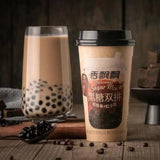 香飘飘 黑糖双拼 珍珠+红小豆 XPP Instant Bubble Tea: Black Sugar & Red Bean 90g