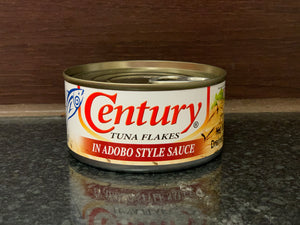 Century 西班牙腌制吞拿鱼 Tuna Flakes in Adobo Style Sauce 180g