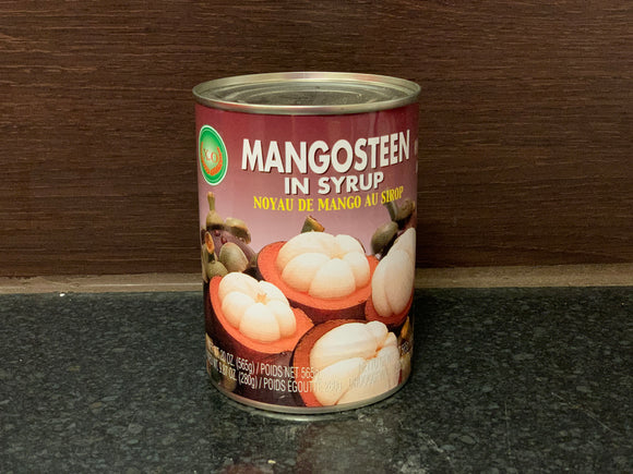 X.O 糖水山竹 Mangosteen in Syrup 565g