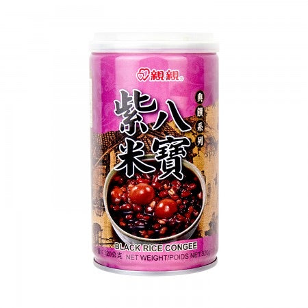 亲亲 紫米八宝 ChinChin Black Rice Congee 320g