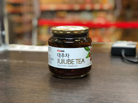 Keats 韩式紅棗茶 Keats Korean Jujube Tea 580g