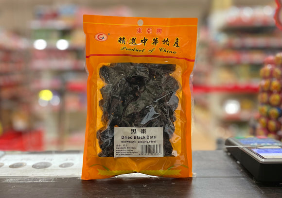 东亚牌 黑枣 East Asia Brand Dried Black Date 300g
