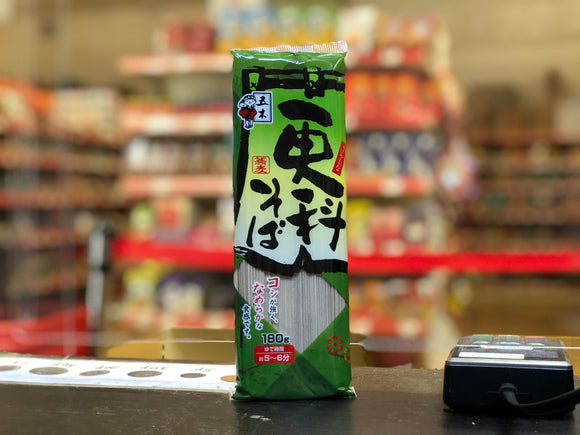 Itsuki 日本荞麦面 Sarashina Soba Dried Noodle 180g