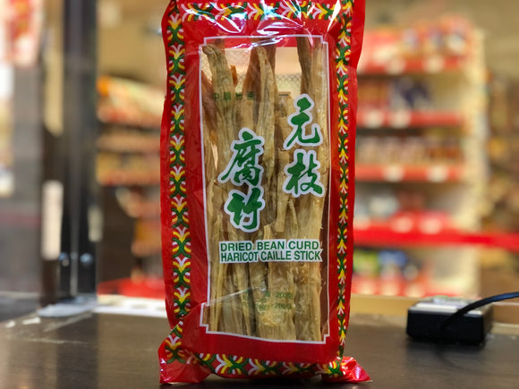正丰 元枝腐竹 ZF Dried Beancurd Sticks 200g
