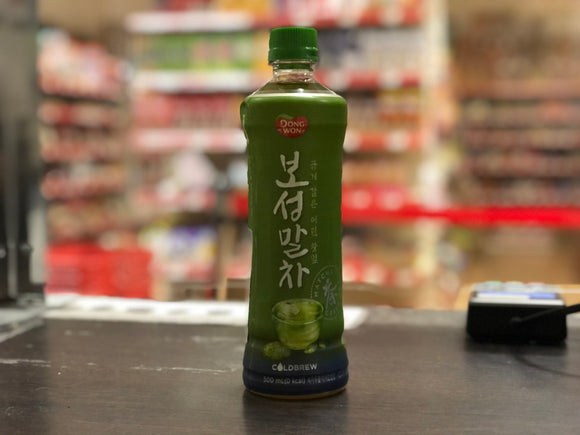 DongWon 韩国抹茶饮料 DongWon Korean Matcha Green Tea Drink 500ml