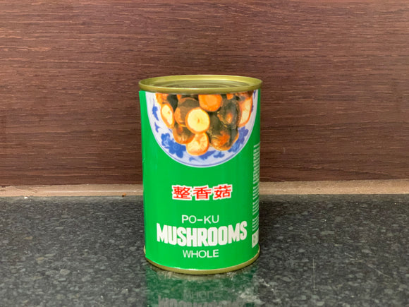 天龙牌 整香菇 TL Po-ku Mushrooms Whole 156g