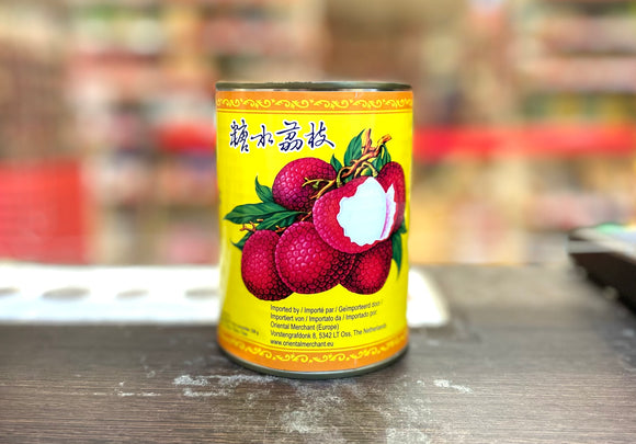 天龙牌 糖水荔枝 Tin Lung Lychees in Syrup 567g