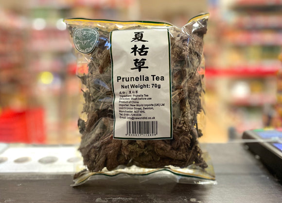 吉祥牌 夏枯草 JXP Prunella Tea 70g