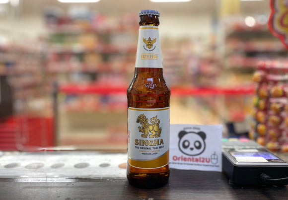 泰国胜狮啤酒 Singha Thai Beer 330ml