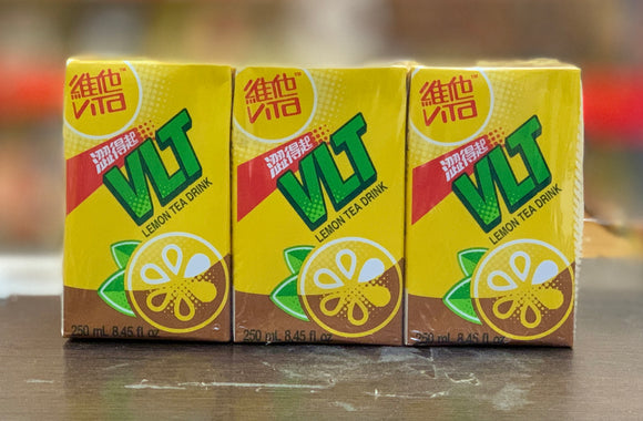 维他 柠檬茶 六连装 Vita Lemon Tea Original Multipack 6x250ml