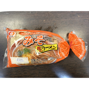 Shimadaya 日式味增拉麵 Soybean Paste Flavoured Soup 477g