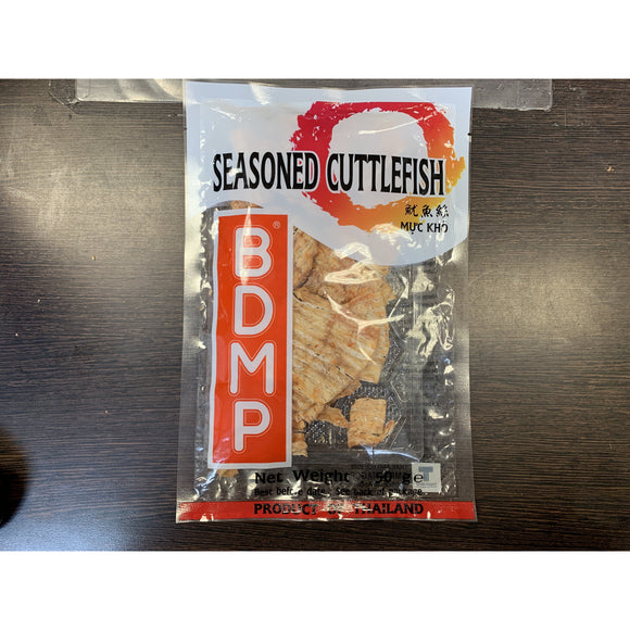 BDMP 魷魚絲 Seasoned Cuttlefish 50g