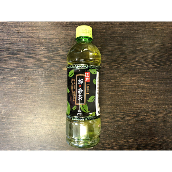 道地 极品 无糖解绿茶 Tao Ti Supreme Meta Green Tea (Sugar Free) 500ml