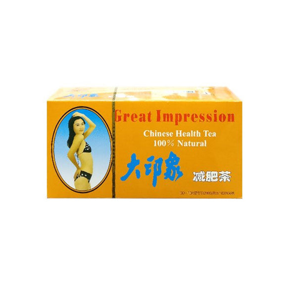 大印象 減肥茶 Great Impression Chinese  Health Tea 32g