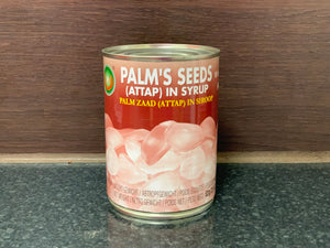 X.O 糖水特上亚答枳 Palm's Seeds in Syrup 320g