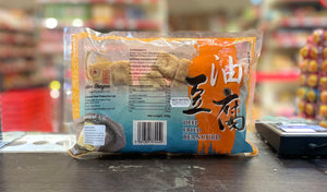 金龙 速冻油豆腐 Golden Dragon Frozen Deep Fried Beancurd 230g