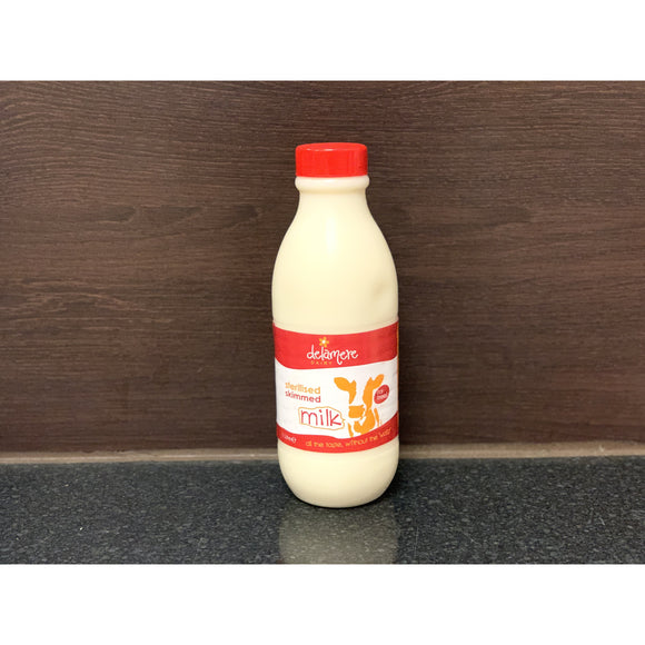 保鮮脫脂牛奶Skimmed Long Life Milk 1L