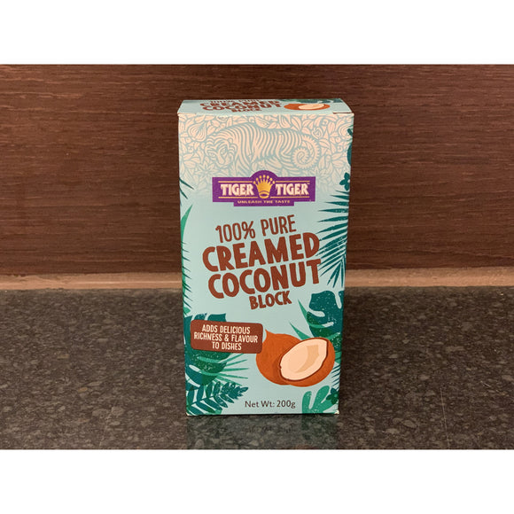 双虎牌 椰膏 TT Creamed Coconut Block 200g