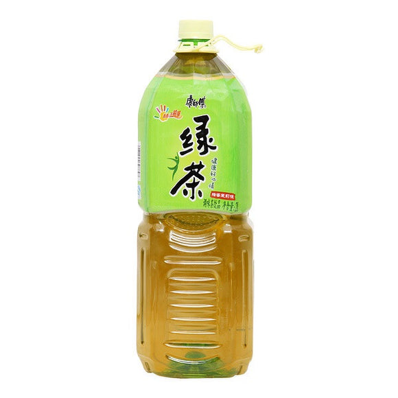 康師傅 綠茶 Kang Green Tea 2L