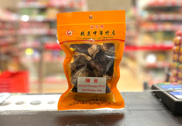 东亚牌 陈皮 East Asia Brand Dried Orange Peel 50g