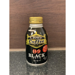 Sangaria 無糖黑咖啡 Crown Black Coffee No Sugar 260ml