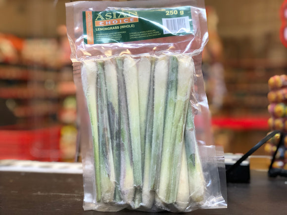 Asian Choice 速冻泰国香茅 Asian Choice Frozen Whole Lemongrass 250g
