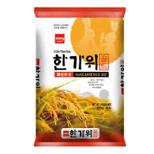 Wang 韓佳味米 Wang Korea Hangawee Rice 9.07kg