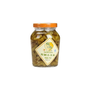 壇壇鄉 精制小米椒 TanTanXiang Pickled Green Chilli 275g