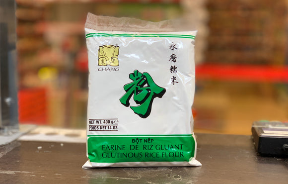 象牌 水磨糯米 Chang Glutinous Rice Flour 400g