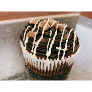 🔥SALE🔥自家制(大隻)Cup Cake 巧克力Chocolate Flavour