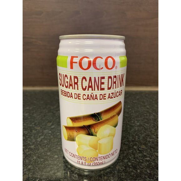 Foco 甘蔗汁Sugar Cane Drink 350ml