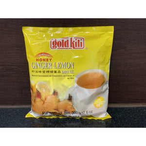 Gold Kili 即溶蜂蜜檸檬薑晶 Instant Honey Lemon Ginger Drink 360g
