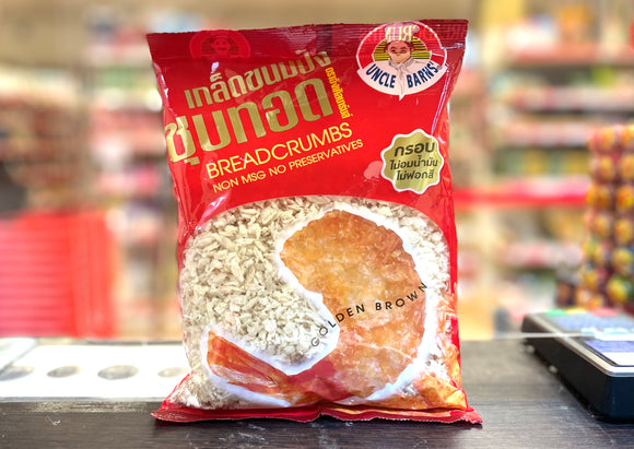 Uncle Barn's 面包糠 Uncle Barn's Breadcrumbs 200g