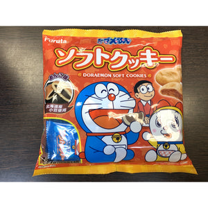 Furuta 多啦A夢曲奇餅 Doraemon Soft Cookies 147g