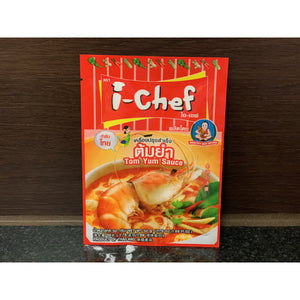 I-chef 冬阴功汤酱 Tom Yum Sauce 50g