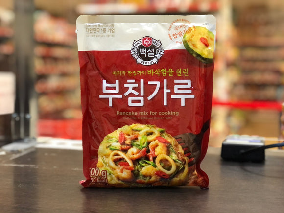 Beksul 韩国煎饼粉 Beksul Korean Pancake Mix 500g