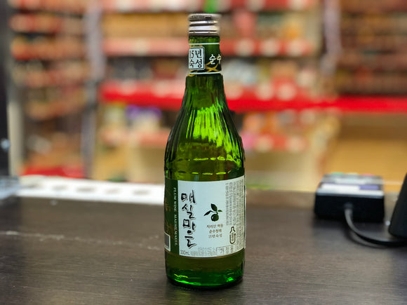 韩国梅酒 Muhak Korean Plum Wine 330ml