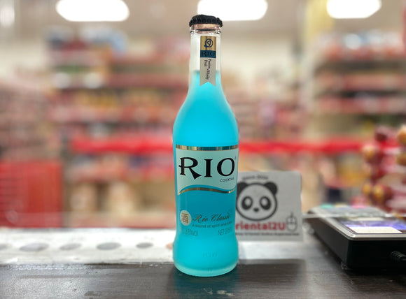 Rio 百香果威士忌鸡尾酒 Passion Fruit & Whisky Cocktail 275ml
