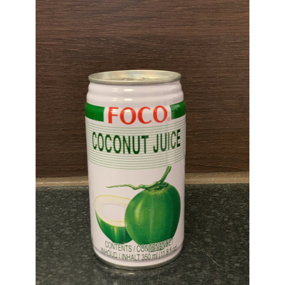 Foco 椰子水Coconut Juice 350ml
