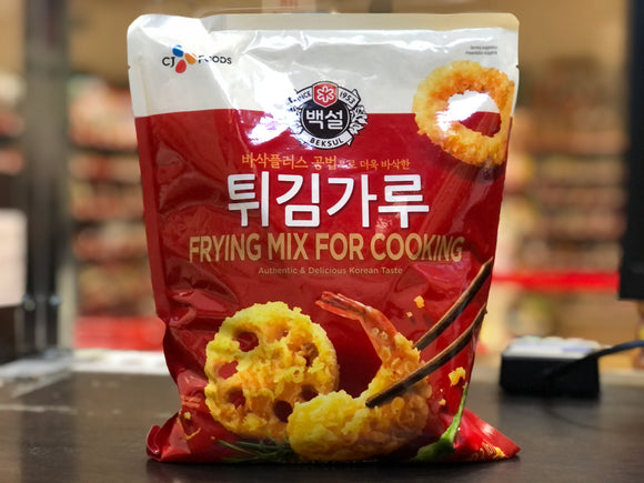 Beksul 韩国炸粉 Beksul Korean Frying Mix 1KG