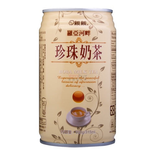 New 親親 珍珠奶茶 ChinChin Pearl Milk Tea 315g