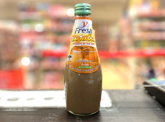 V-Fresh 泰式奶茶 Thai Tea Drink 290ml